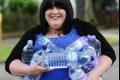 ماذا سيحدث لو أنك شربت 44 لتراً من المياه يومياً؟ شاهد المرأة التي تفعل ذلك