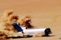 فيديو مذهل يوثق سقوطاً حقيقياً متعمداً لطائرة بوينغ 727 بتجهيزات ضخمة !