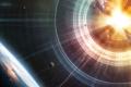 تجشؤ قوي من ثقب أسود ملتهب يسبب انفجاراً هائلاً في مجرة مجاورة لدرب التبانه