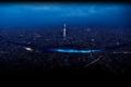 من بلاد العجائب: صور مدهشة لنهر مُضاء بـ100,000 وحدة ضوء في اليابان
