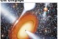 اكتشاف ثقبين أسودين بمجرتنا