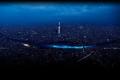 بالصور والفيديو : صور رائــعــة لنهر مُضاء بـ100,000 وحدة ضوء في اليابان
