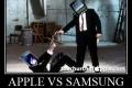 بالفيديو: سامسونج تسخر من آيفون 5 ومن الملايين الذي انتظروا بالطوابير ..!