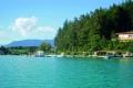 بحيرات كارينثيا.. ينابيع حارة وزواج تحت الماء ... شاهد الصور الفاتنة