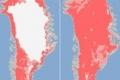 تحولات دراماتيكية.... ذوبان ثلوج جرينلاند في 4 أيام يصدم العلماء ويثير المخاوف