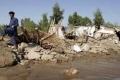 الفيضانات العارمة تجتاح حفل زفاف شمال أفغانستان والعروس الناجية الوحيدة