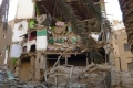 تدمير عشرات المباني في ظواهر طبيعية غامضة جنوب اليمن