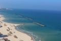 شواطئ يافا صباح اليوم الأثنين 15/6/2015
