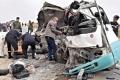 تسعة قتلى و12 جريحاًَ في انقلاب حافلة جزائرية