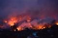 حرائق غامضة تجتاح أثينا وعشرات القتلى ومئات الجرحى في أسوء الكوارث اليونانية