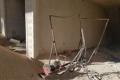 مصرع العامل أحمد منصور واصابة آخر في سقوط رافعة برام الله