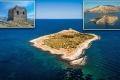 اليكم عنوان الشراء والإستعلام..جزيرة ايطالية خاصة مع برج مراقبة من القرن 17 للبيع مقابل مليون ...