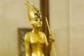 مواطن فلسطيني يعثر على تمثال ذهب يزن نصف طن