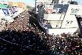 تدافع الناس يدمر أجزاء من منزل عساف ... وشرطة غزة تحرسه في فندق خوفا على ...