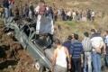 7 إصابات في حادث سير بين حافلة فلسطينية وأخرى للمستوطنين بسلفيت