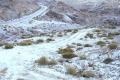 زخات من الثلوج فوق القمم العالية الخميس بمشيئة الله