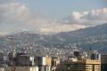 الثلوج تطال مستويات منخفضه من الجبال اللبنانية أمس