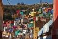 """روائع معمارية فنية ، المدن الملونة حول العالم""""بالصور""""."""