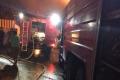 فيديو | حريق كبير في مصنع بنابلس