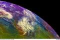 غيوم ركامية تتجه نحو شرق المتوسط والمنخفض الجوي المرتقب