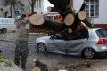 العاصفة هيرورات تضرب وسط أوروبا وقتلى وفوضى وإنقطاع للكهرباء عن مئات الاف المنازل