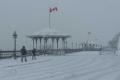 عاصفة عاتية تجتاح كندا
