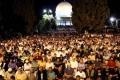 300 الف مصل يحيون ليلة القدر في المسجد الأقصى