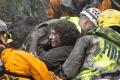 مقتل 13 على الأقل في انهيارات أرضية بكاليفورنيا