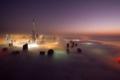 دبي بين الضباب: 15 صورة رائعة لناطحات السحاب في دبي بين الضباب الكثيف