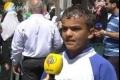 بالفيديو: طارق السكني آخر ما تمنى قبل موته بدقائق كان رؤية والده الاسير