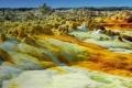 الجحيم بذاتها على كوكبنا... بالصور: صحراء داناكيل أقسى مكان على وجه الأرض