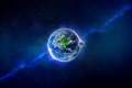 كأنه صفير وتحذير سبحان الله العظيم ... تسجيل صوت الأرض لأول مرة... استمع!!!