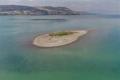 جزيرة بحيرة طبريا قائمة رغم الامطار الاخيرة