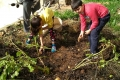 مهندس زراعي من بيرزيت يحول أرضه لسلة غذائية بلا كيماويات ويحقق الاكتفاء الذاتي