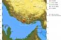 هزة ارضية بقوة 5.1 تضرب جنوب أيران وشرق دبي