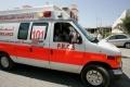 إصابة طفلة بجروح خطيرة في حادث سير شرق بيت لحم