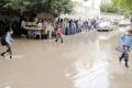 الأمطار الغزيرة تغرق شوارع القاهرة والإسكندرية وعدد كبير من المحافظات المصرية