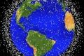 750 الف من النفايات الفضائية حول الأرض أخطر مما نتوقع