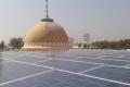 مساجد الأردن تعتمد على الكهرباء الشمسية