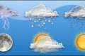 مع اقتراب فصل الصيف....أجواء باردة غير مألوفه في أيار وأمطار متوقعة مترافقة لمنخفض جوي يضرب ...