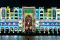 «دبي للأنوار» يغلف وسط المدينة بالسحر والجمال