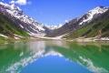 بحيرة سيف الملوك ... جمال الطبيعة وإبداع الخالق عز وجل....شاهد الصور وتفكر في خلق الله