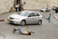 مستوطن يصيب ثلاثة مواطنين دهسا في قلقيلية