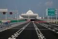 """بالصور  الصين تفتتح أكبر جسر بحري في العالم """"به من الفولاذ ما يكفي لبناء 60 ..."""