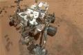 كيوريوسيتي يواصل البحث عن غاز الميثان على سطح المريخ