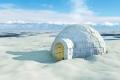 كيف تحافظ أكواخ الأسكيمو الجليدية على الدفء ؟