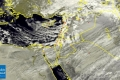 الأقمار الصناعية ترصد تدفق المزيد من السحب الماطرة نحو شمال ووسط البلاد | 2/12/2016
