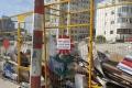 سلال لفصل النفايات الكرتونية في رام الله ولكن!