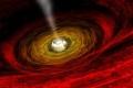 الثقوب السوداء نمت بالتزامن مع المجرات منذ فجر الازمنة