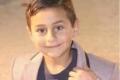 مصرع الطفل احمد عصفور بسقوط باب حديدي عليه